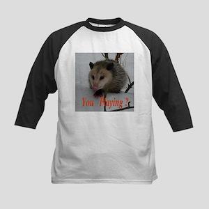 March Madness Possum Baseball Jersey