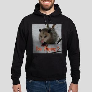 March Madness Possum Hoodie
