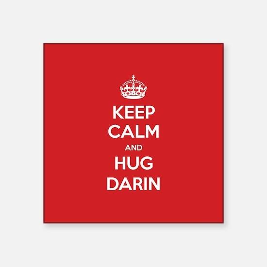 Hug Darin Sticker