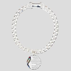 Ribbon meaning Bracelet