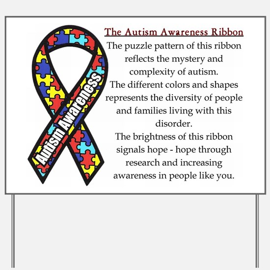 Ribbon meaning.png Yard Sign