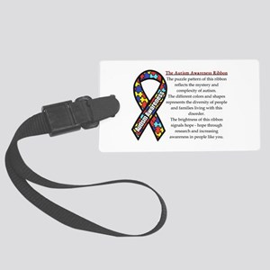 Ribbon meaning Luggage Tag