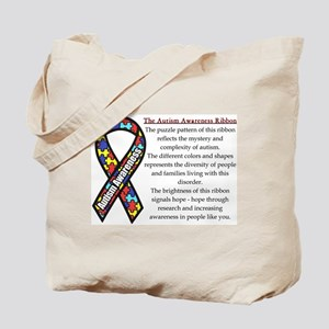 Ribbon meaning Tote Bag