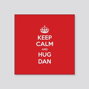 Hug Dan Sticker