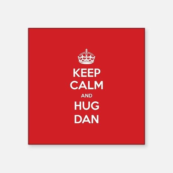 Hug Dan Sticker