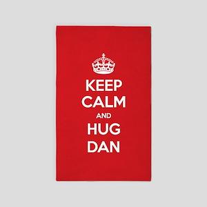 Hug Dan 3'x5' Area Rug