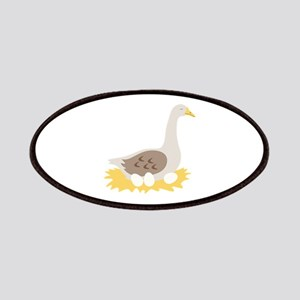 6. Mother Goose Bird Geese Patches