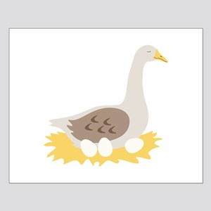 6. Mother Goose Bird Geese Posters