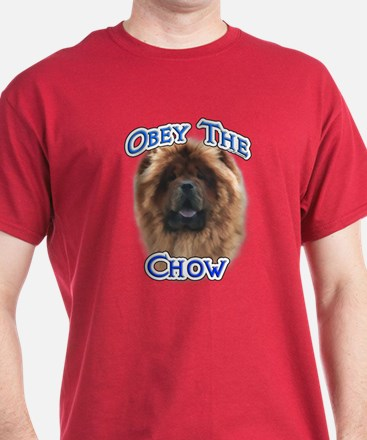 Chow Obey T-Shirt