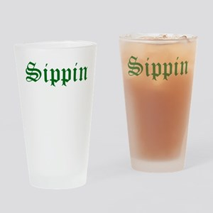 Sippin Drinking Glass