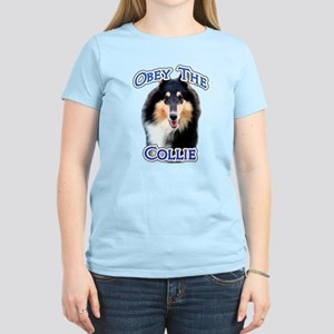Collie Obey Women's Light T-Shirt