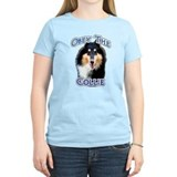Obey the collie Women's Light T-Shirt