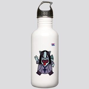 BLIZZY CAT Stainless Water Bottle 1.0L