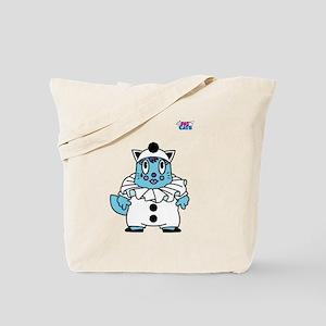 PIERROT CAT Tote Bag