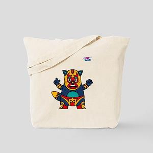 EL SANTO CAT Tote Bag