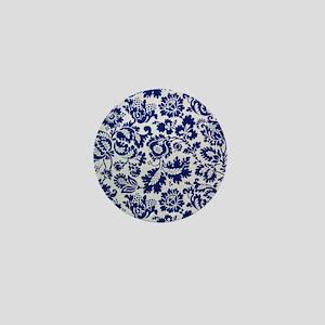 William Morris Venetian Mini Button