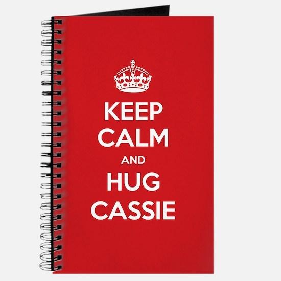 Hug Cassie Journal
