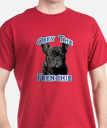 Frenchie Obey T-Shirt