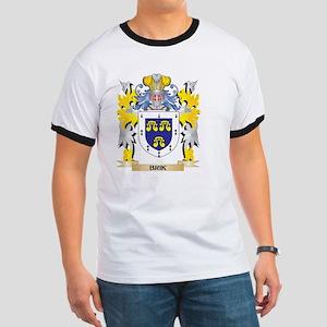 Brik Coat of Arms - Family Crest T-Shirt