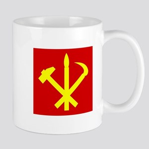 Korean Workers Party Mugs
