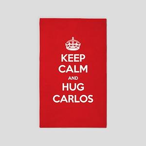 Hug Carlos 3'x5' Area Rug