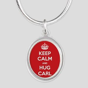 Hug Carl Necklaces