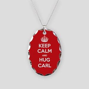 Hug Carl Necklace