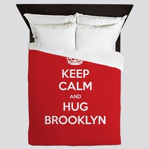 Hug Brooklyn Queen Duvet