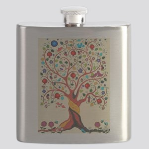 TREE OF LIFE 7 Flask