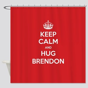 Hug Brendon Shower Curtain