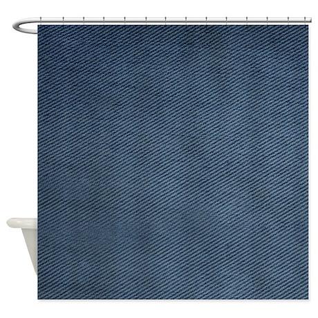 Denim Shower Curtain Shower Curtain