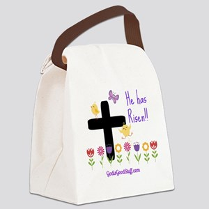 Risen Canvas Lunch Bag