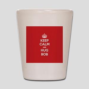 Hug Bob Shot Glass