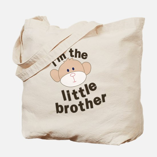little brother monkey Tote Bag