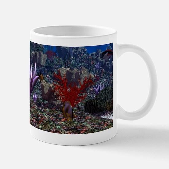 Marine Life Mugs
