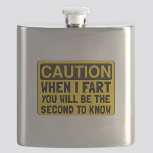 Fart Second Flask