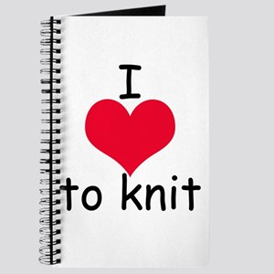 I love to knit Journal