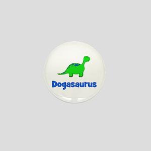 Dogasaurus Mini Button