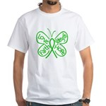 Kidney Disease White T-Shirt