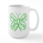 Kidney Disease Large Mug