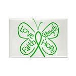 Kidney Disease Rectangle Magnet (100 pack)