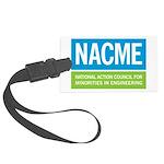 NACME Large Luggage Tag