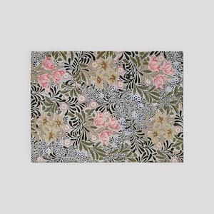 William Morris Bower Design 5'x7'Area Rug