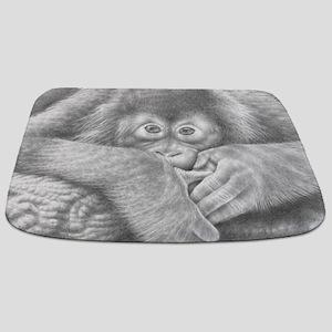 Baby Orangutan Bathmat