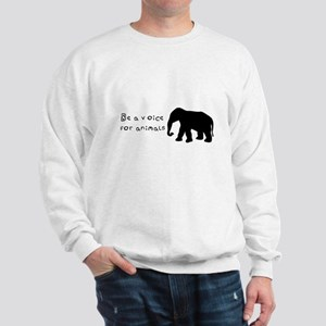 Be A Voice for Animals Sweatshirt
