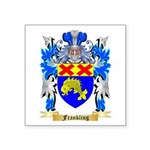 Frankling Square Sticker 3