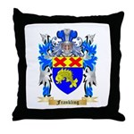 Frankling Throw Pillow