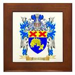 Frankling Framed Tile