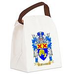 Franklin Canvas Lunch Bag
