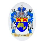 Franklin Ornament (Oval)